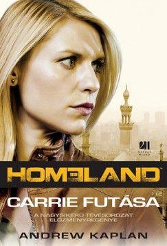 Homeland - Carrie futása - Andrew Gary Kaplan pdf epub