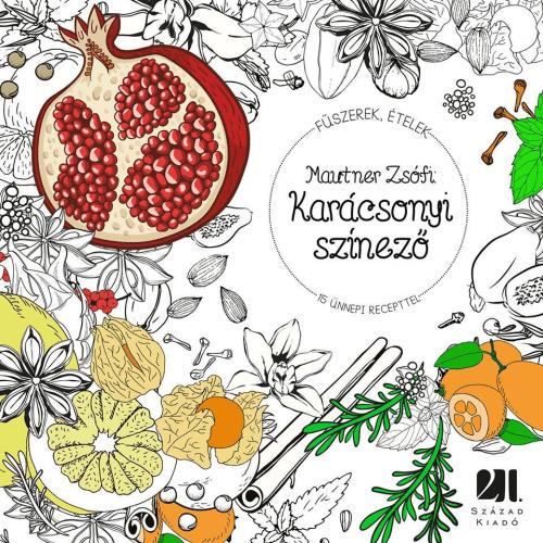 Karácsonyi színező - Mautner Zsófi pdf epub