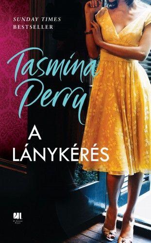 A lánykérés - Tasmina Perry pdf epub