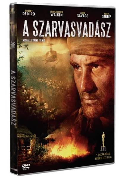 Szarvasvadász - DVD