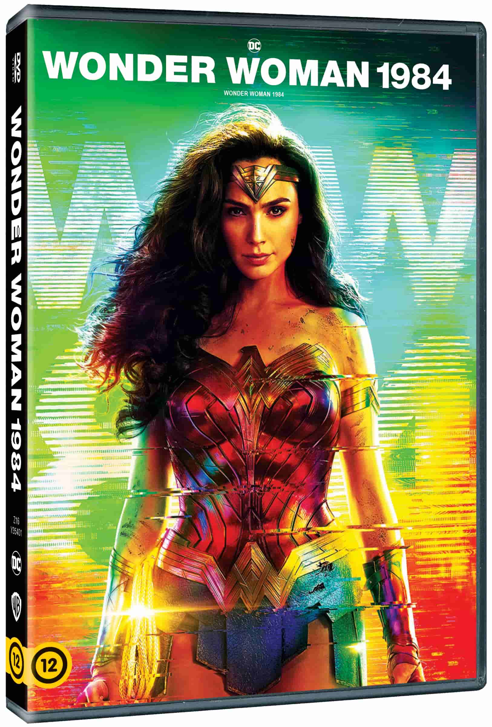 Wonder Woman 1984 - DVD