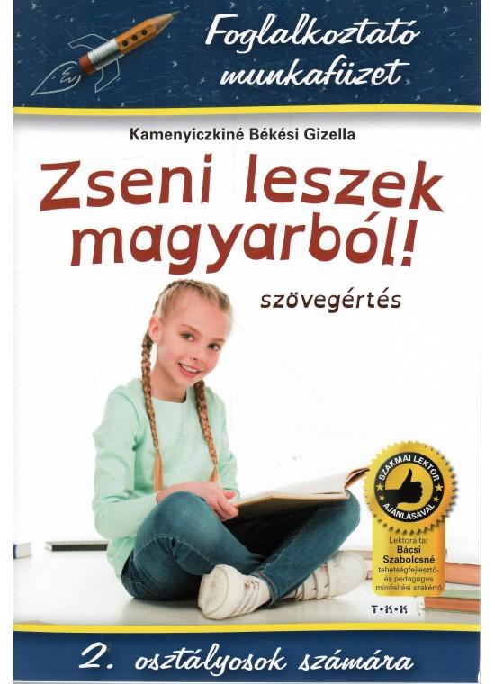 Zseni leszek magyarból! - 2. osztályosok számára