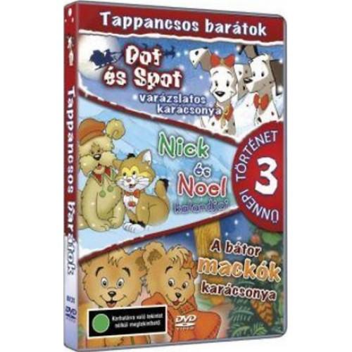 Tappancsos barátok - DVD