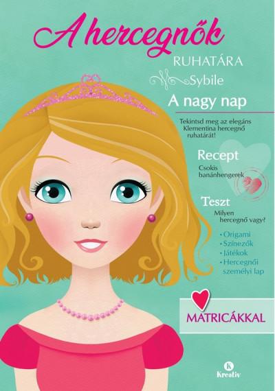 A hercegnők ruhatára
