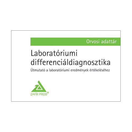 Laboratóriumi differenciáldiagnosztika - Orvosi adattár -  pdf epub