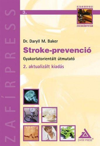 Stroke-prevenció - Dr. Daryll M. Baker pdf epub