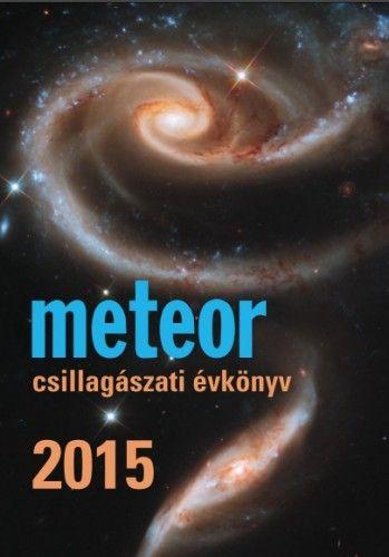 Meteor csillagászati évkönyv 2015 - Benkő József |