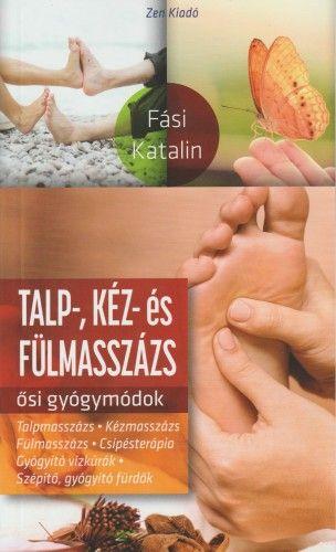 Talp-, kéz- és fülmasszázs - Fási Katalin pdf epub