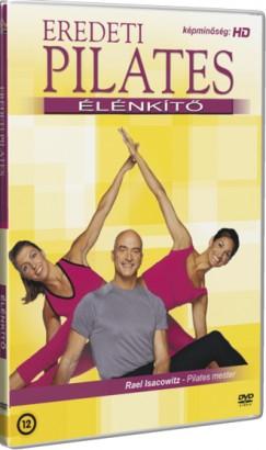 Eredeti pilates - Élénkítő - DVD