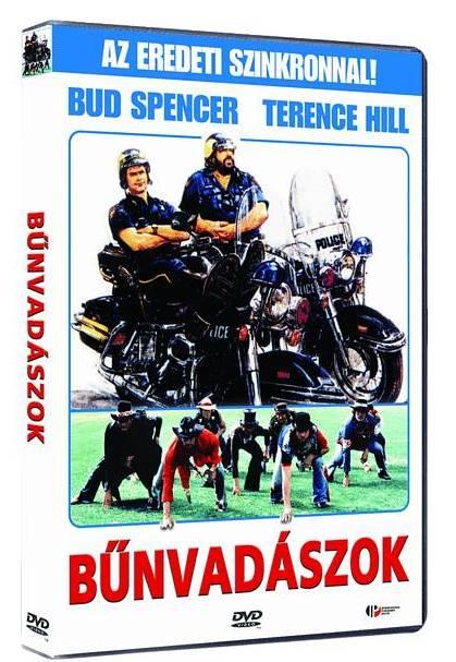 Bűnvadászok - DVD