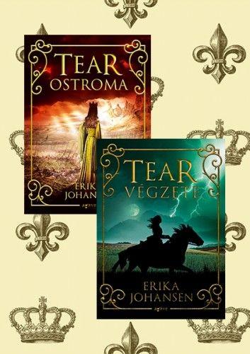 Tear királynője 2-3. - könyvcsomag