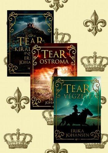 Tear királynője-trilógia - könyvcsomag