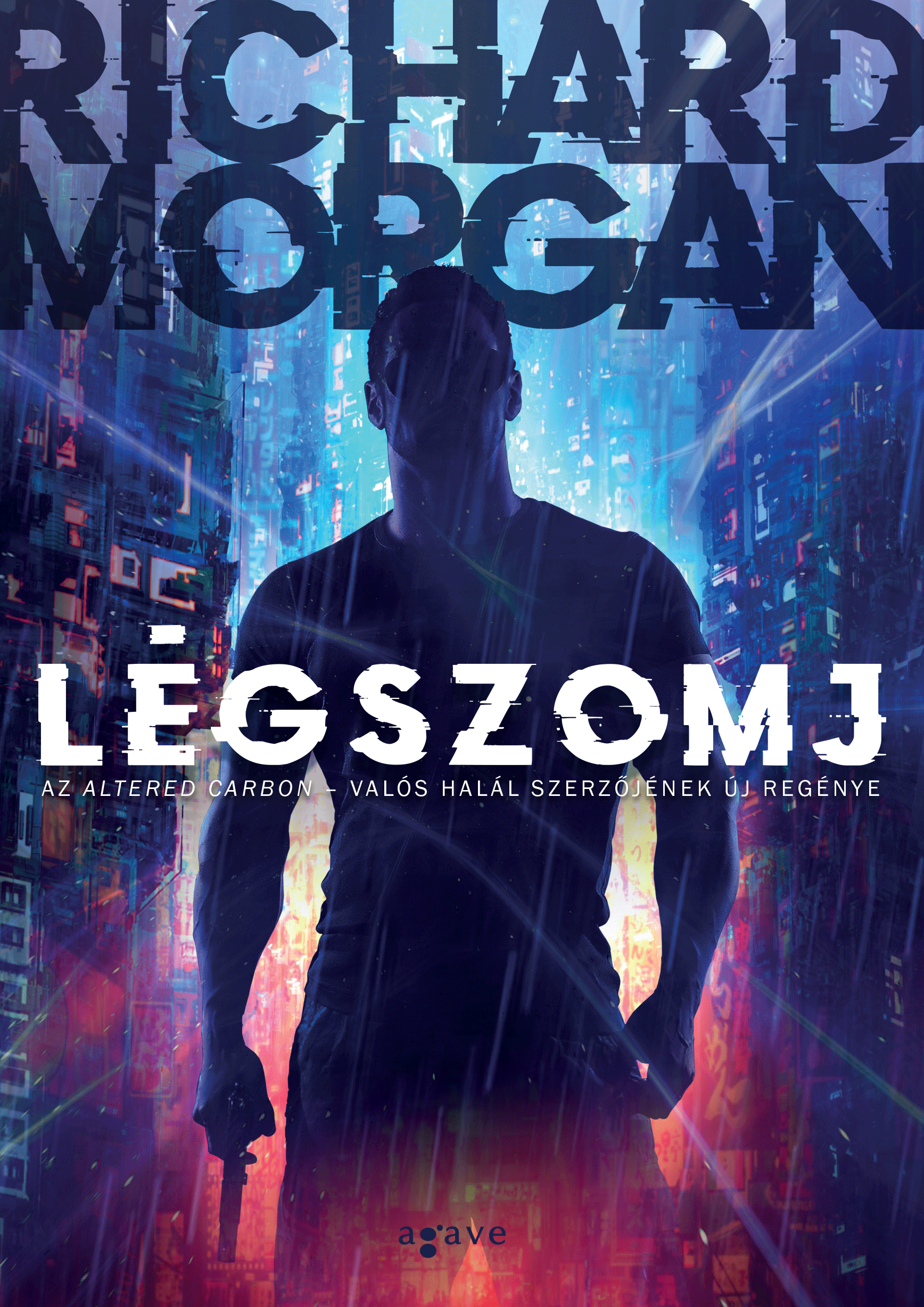 Légszomj - Richard Morgan pdf epub
