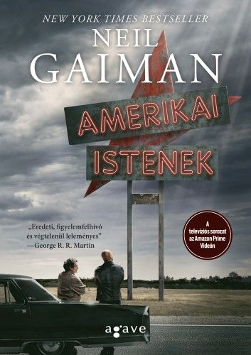 Amerikai istenek (Amazon Prime sorozat) - Neil Gaiman pdf epub