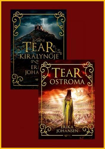 Tear királynője + Tear ostroma könyvcsomag