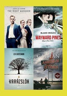 Felejtehetetlen TV-sorozatok - csomag