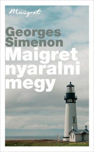 Maigret nyaralni megy - Georges Simenon pdf epub