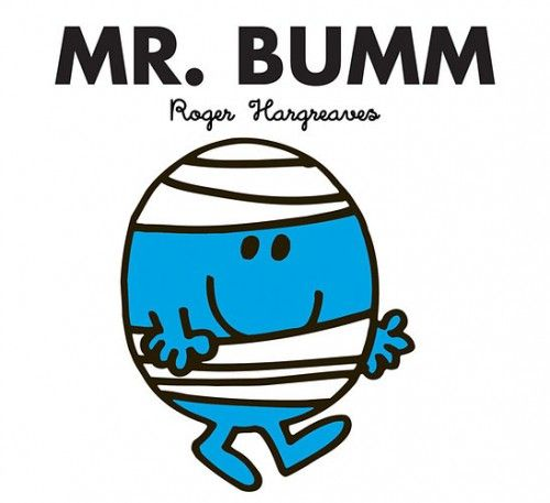 Mr. Bumm - Roger Hargreaves |