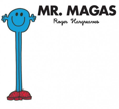 Mr. Magas