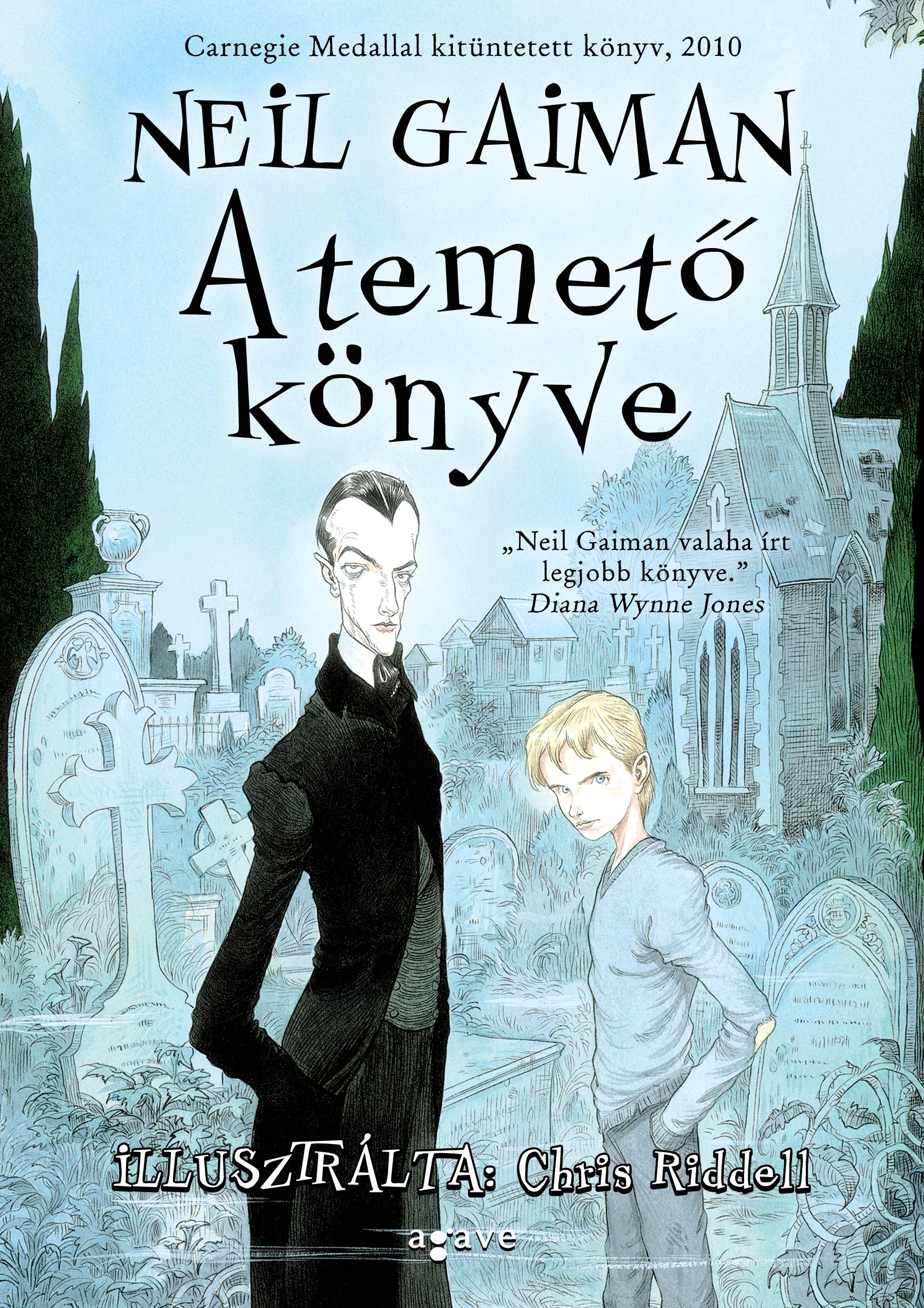 A temető könyve