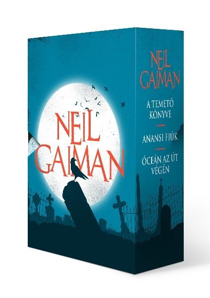 Neil Gaiman díszdoboz