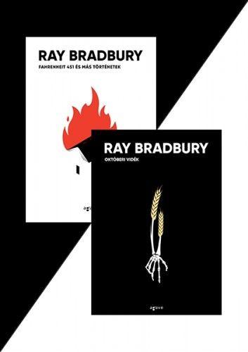 Fahrenheit 451 és más történetek + Októberi vidék könyvcsomag