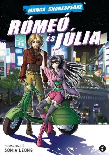 Rómeó és Júlia - Manga Shakespeare