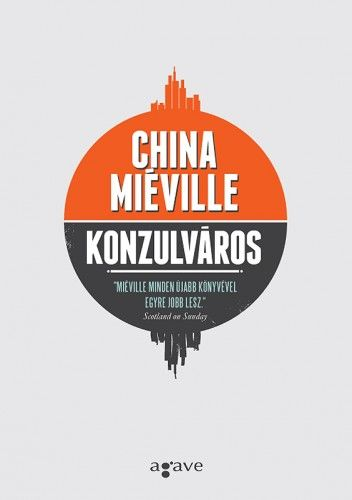 Konzulváros - China Miéville pdf epub