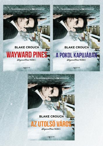 Wayward Pines-trilógia - csomag