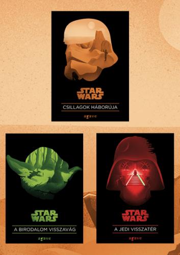 Star Wars-trilógia - csomag