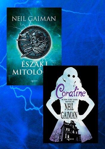 Északi mitológia + Coraline - csomag