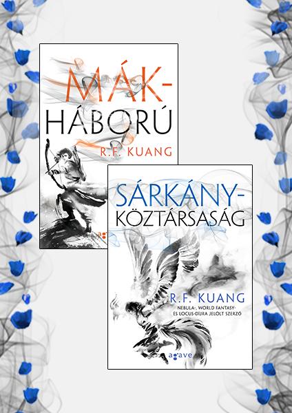 Mákháború + Sárkányköztársaság - könyvcsomag