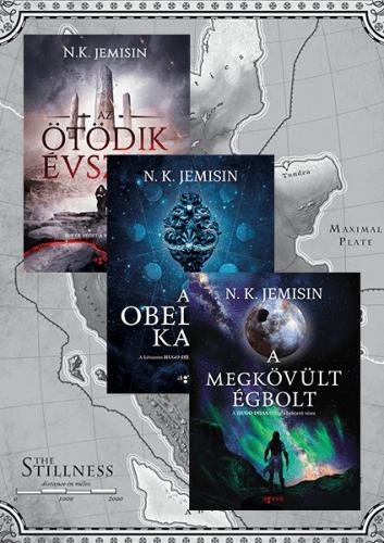 A megtört föld-trilógia - könyvcsomag