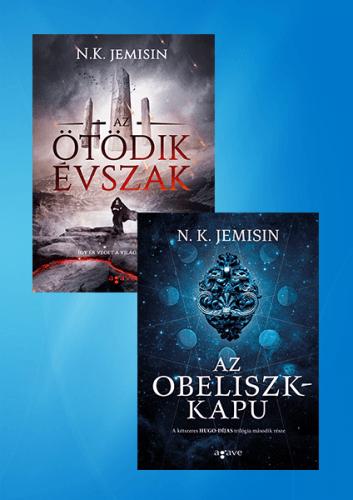 Az ötödik évszak + Az obeliszkkapu - könyvcsomag