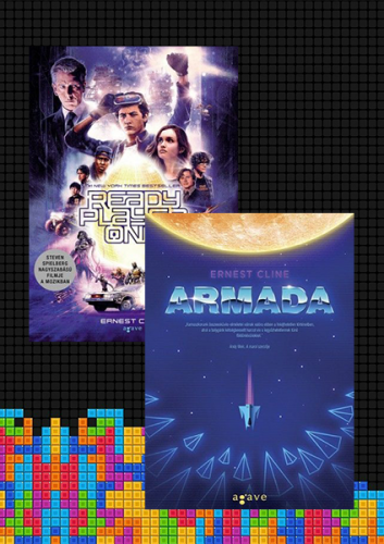 Ready Player One + Armada - könyvcsomag