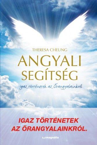 Angyali segítség - Theresa Cheung pdf epub