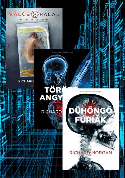Valós halál-trilógia - könyvcsomag