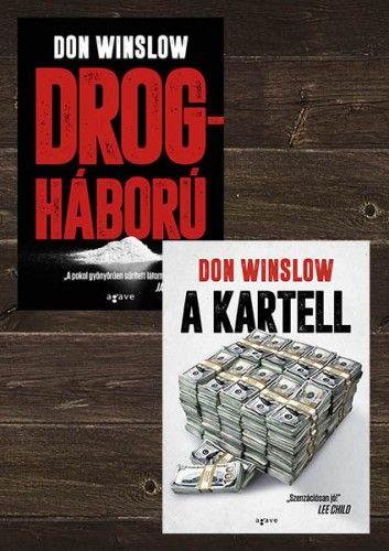 Drogháború + A kartell - csomag