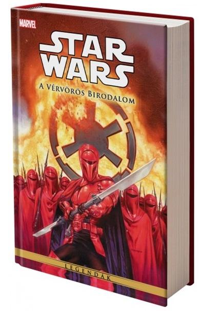 Star Wars- Legendák: A Vérvörös Birodalom (képregény)