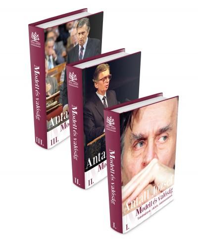 Modell és valóság - I. Tanulmányok, cikkek, dokumentumok II. Politikai beszédek, interjúk itthon és külföldön III. Országgyűlési felszólalások