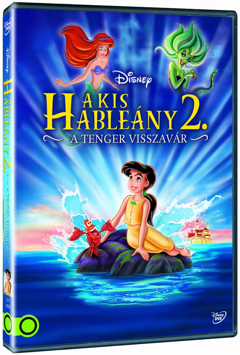 A kis hableány 2.: A tenger visszavár (új kiadás) - DVD