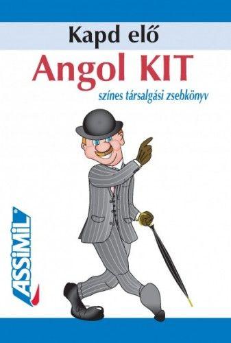 Kapd elő - Angol KIT színes társalgási zsebkönyv