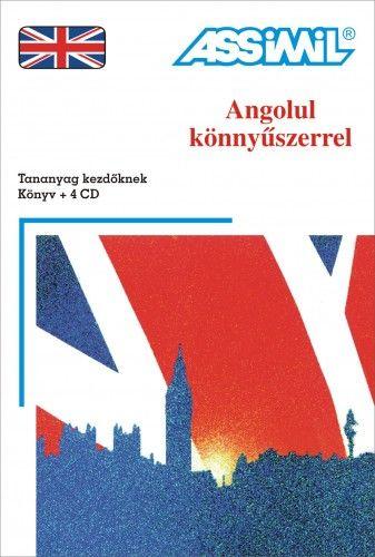 Angolul könnyűszerrel - Tananyag kezdőknek könyv + 4 cd