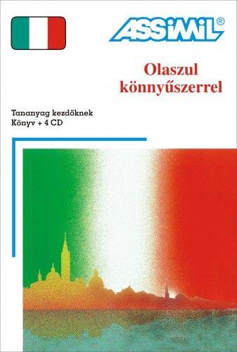 Olaszul könnyűszerrel - Tananyag kezdőknek könyv + 4 cd