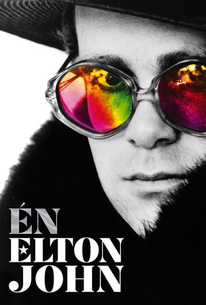 Én Elton John - kemény kötés
