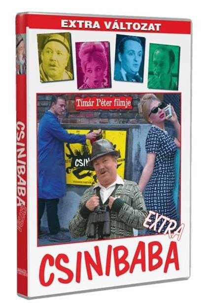 Csinibaba - DVD
