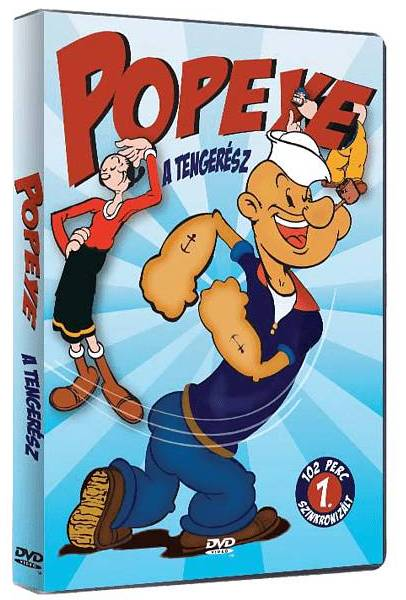 Popeye 1. - DVD