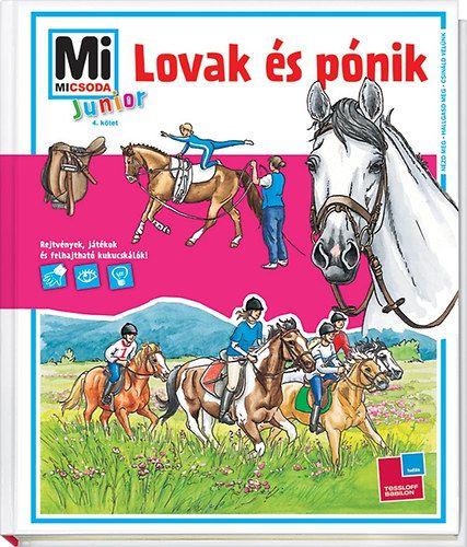 Lovak és pónik - Mi micsoda junior 4.