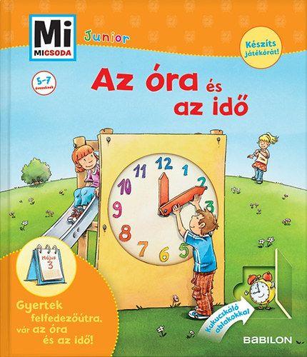 Az óra és az idő - Mi micsoda junior 28.