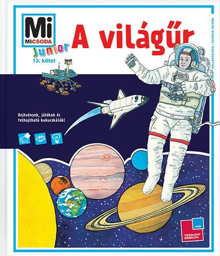 A világűr - Mi micsoda junior 13.